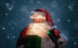 Kids' Christmas things to do in West Kent